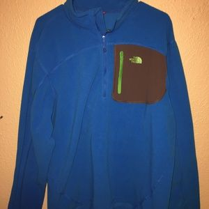LIKE NEW The North Face Men's Half Zip